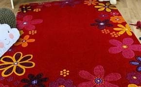 Особенности детских ковров Joy